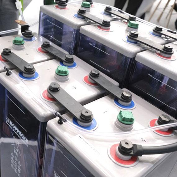 BID apoyará expansión de almacenamiento energético