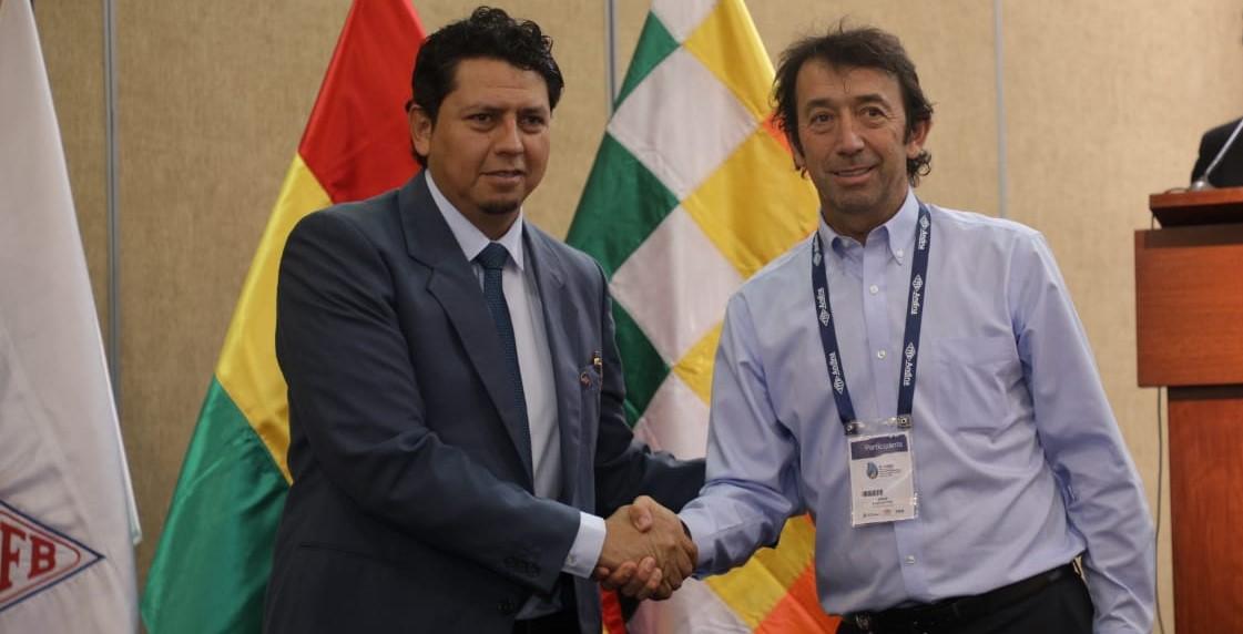 YPFB firma convenio para exploración en Santa Cruz