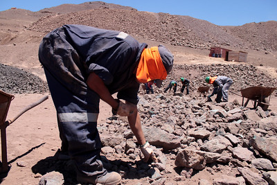 Snapshot: Government support for small miners in Chile and Argentina