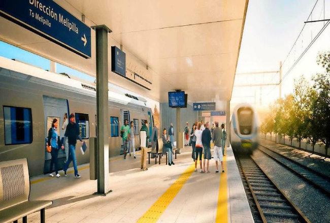 Obras de tren chileno de US$1.600mn comenzarán el próximo año