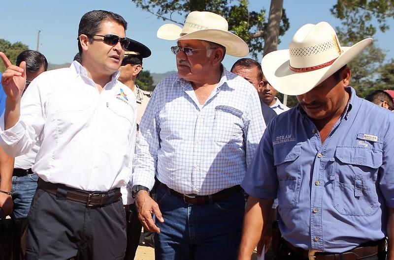 Honduras invertirá en embalses en áreas agrícolas