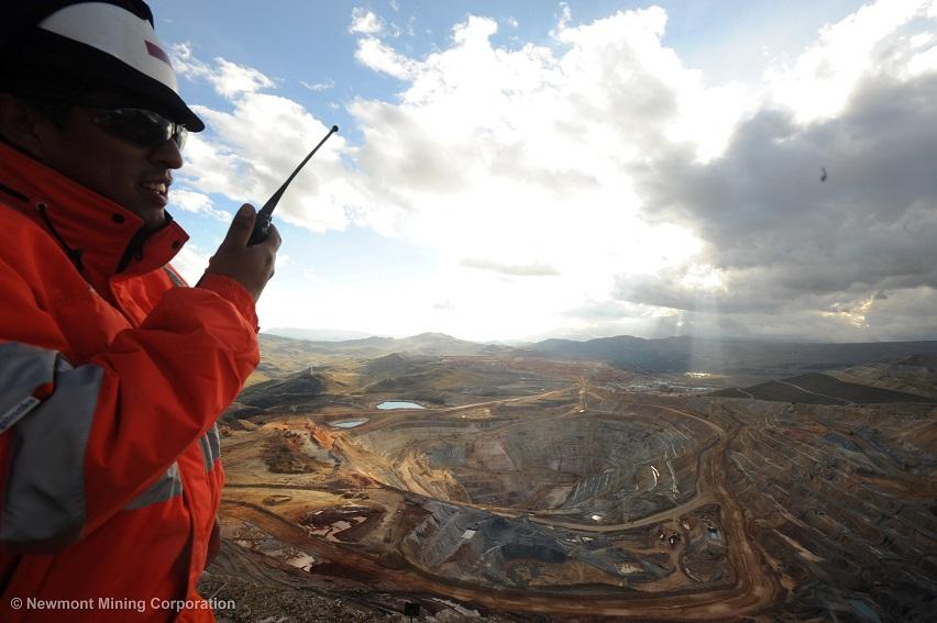 Newmont reforzará propuesta para adquirir Goldcorp con dividendo