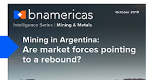 NEW REPORT - Mining in Argentina: Are market forces pointing to a rebound?