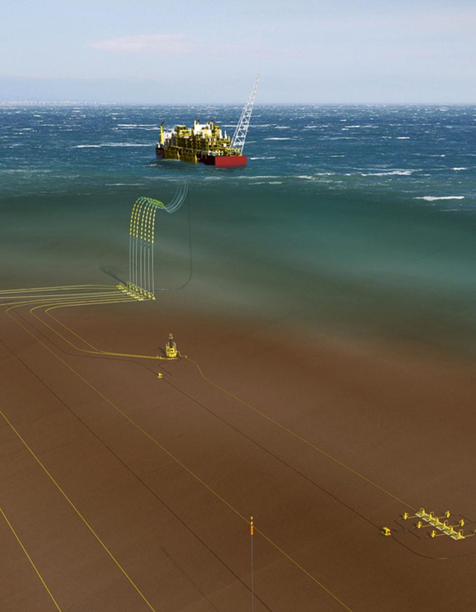 Saipem presenta mejor oferta en licitación por servicios submarinos de Petrobras