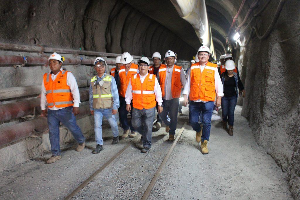 PEIHAP inicia actualización del expediente técnico del túnel de trasvase
