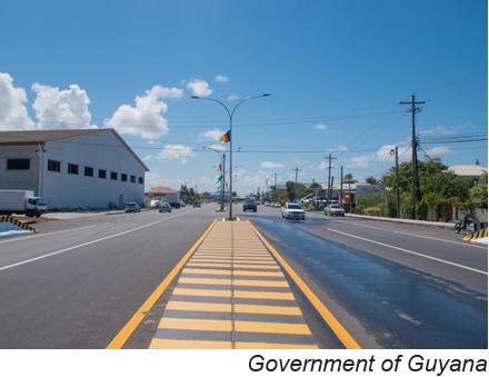 Guyana infra watch