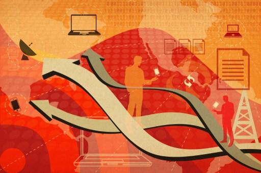 COVID-19 crisis to impact digitized economies less