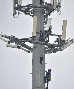 Solicitudes de antenas en Brasil representan inversiones por US$375mn