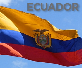 Ecuador courts Spanish firms with US$1bn rail project