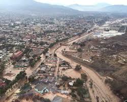 智利部提交EIS申请4.8亿美元的防洪工程