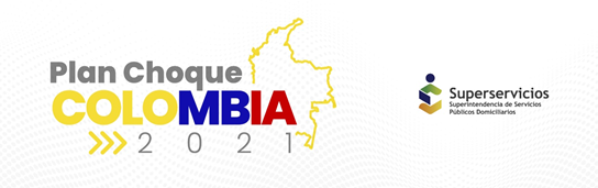 Superservicios starts the Colombia Shock Plan 2021 to listen to more than 13 thousand users