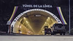 Colombia publica bases licitatorias preliminares por mantenimiento de túneles