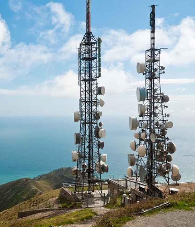 Brasil y Sudáfrica impulsan negocio internacional de torres de SBA
