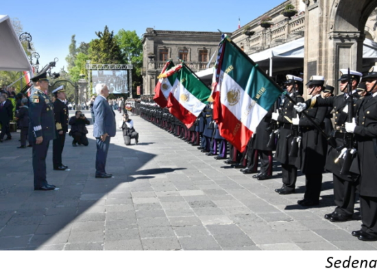 Mexican defense ministry becoming de facto state-owned construction firm