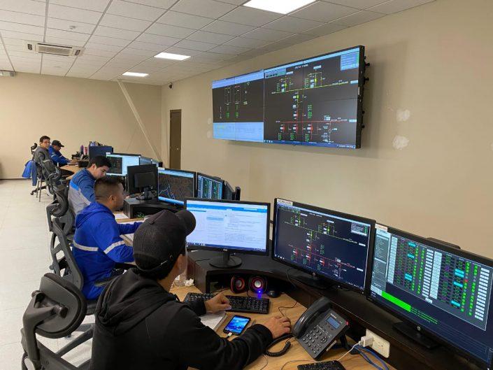 Más de un millón de habitantes de Manabí se benefician con moderno Centro de Control y Monitoreo del Sistema de Distribución Eléctrico