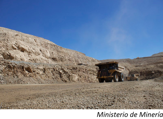 To deal with unrest, Chile lawmakers eye mining tax