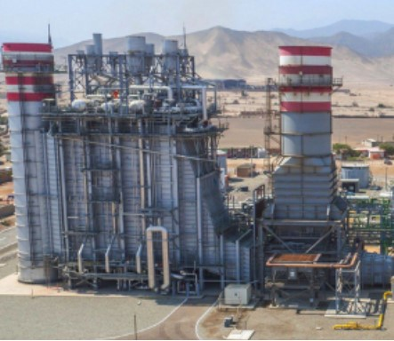 Publican propuesta sobre precio del gas para electricidad en Perú