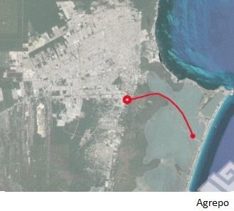 México adelanta plazo para puente de US$223mn en Cancún