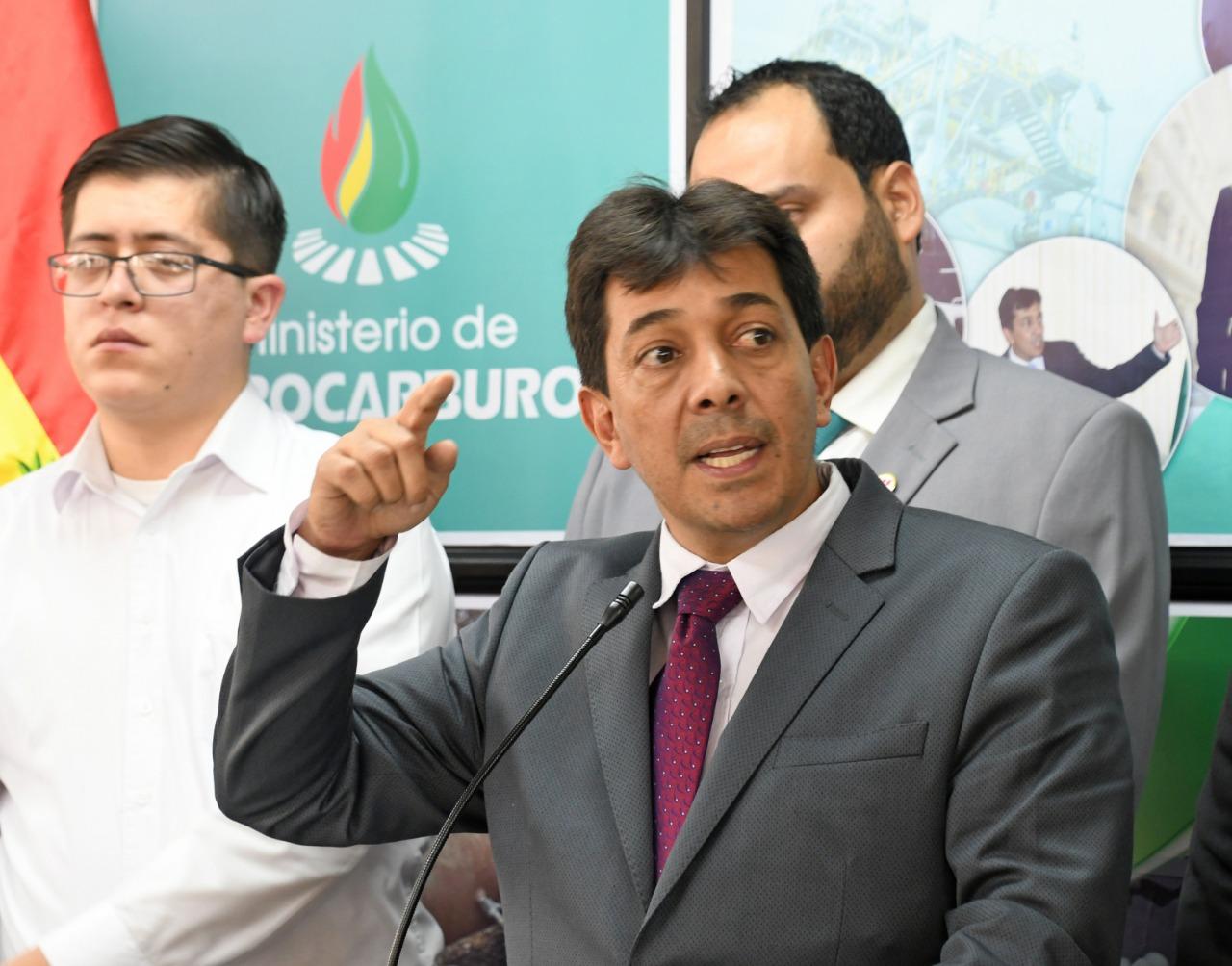 Bolivia asegura ampliación de exportación de gas al Brasil