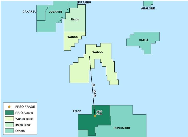 PetroRio estima que Wahoo producirá primeros barriles en 2024