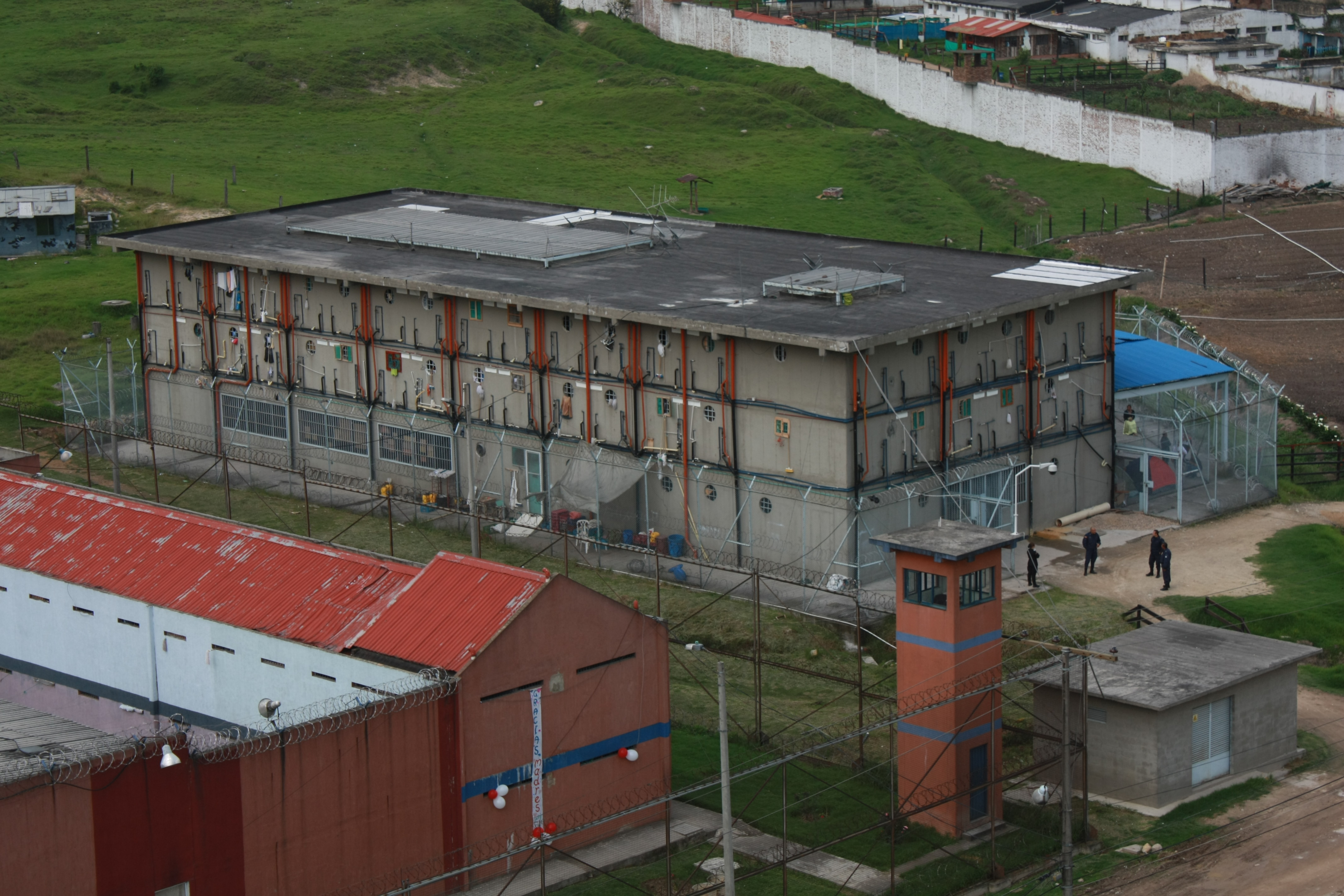 Colombia mulls penitentiary PPPs