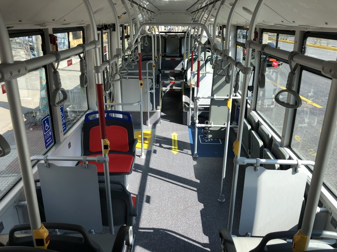 Chile announces new investments to improve public transport