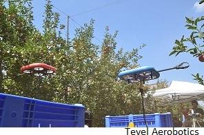 Inversores en capital de riesgo en Chile barajan drones para fruticultura