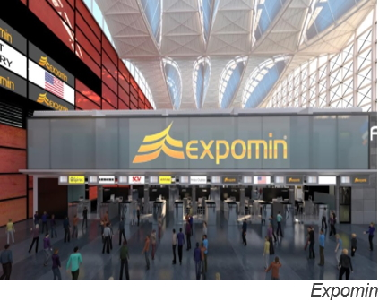 Chile's Expomin mining fair going hybrid