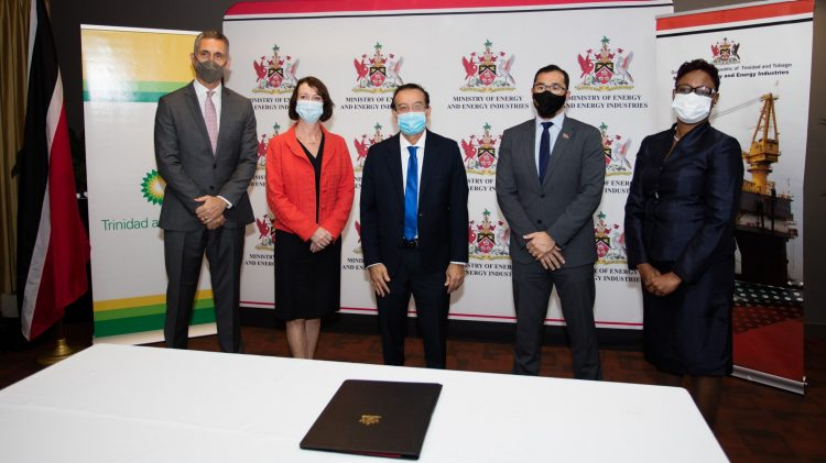 Trinidad y Tobago y bp acuerdan extensiones de licencia