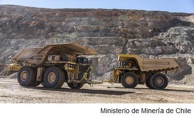 Debate sobre regalías genera preocupación en minería de Chile