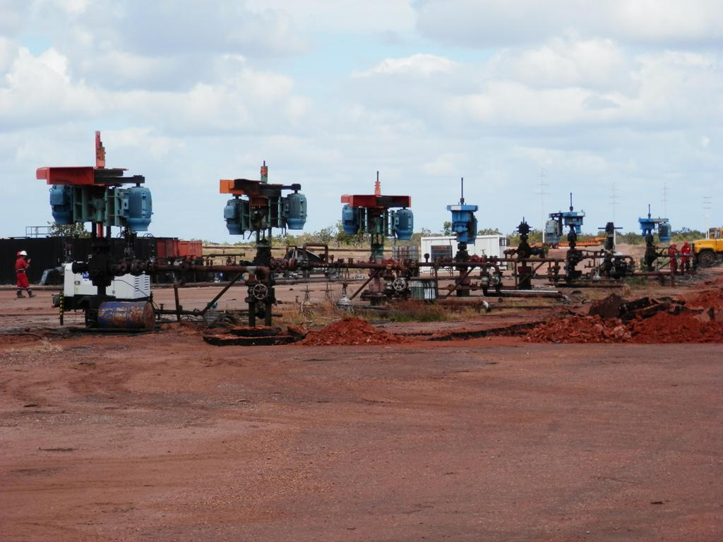 PDVSA and Russian Consortium intervene operational equipment to increase production