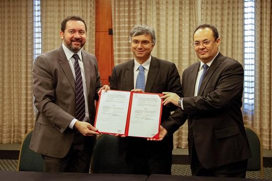 CAF y BNDES acuerdan impulsar el desarrollo de las infraestructuras de Brasil