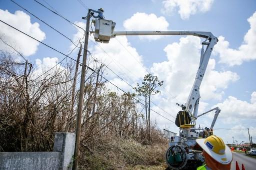 Bahamas power restoration efforts move quickly post-Dorian