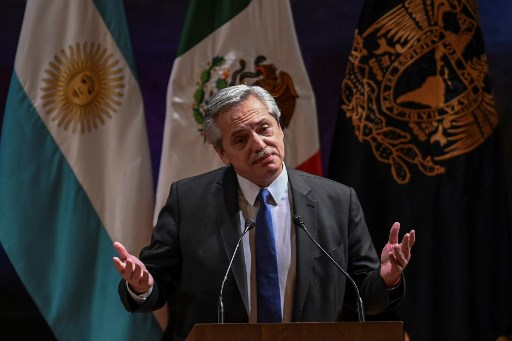 Argentine president-elect calls for more regional integration