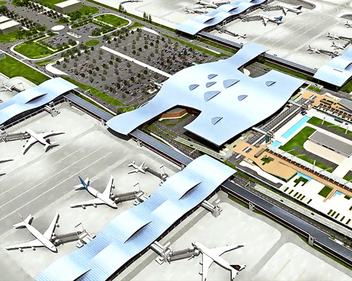 Authorities eyeing second airport for central Chile