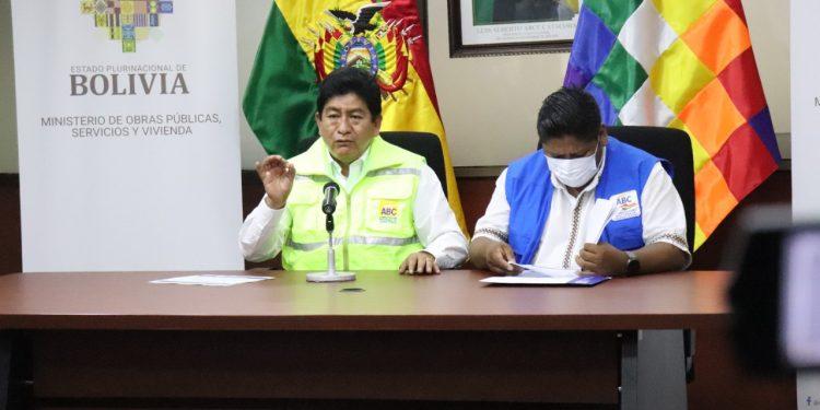 Bolivia presenta plan de conservación vial 2021-2022