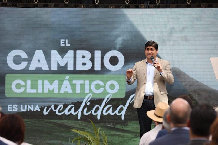 Costa Rica desvela plan de descarbonización