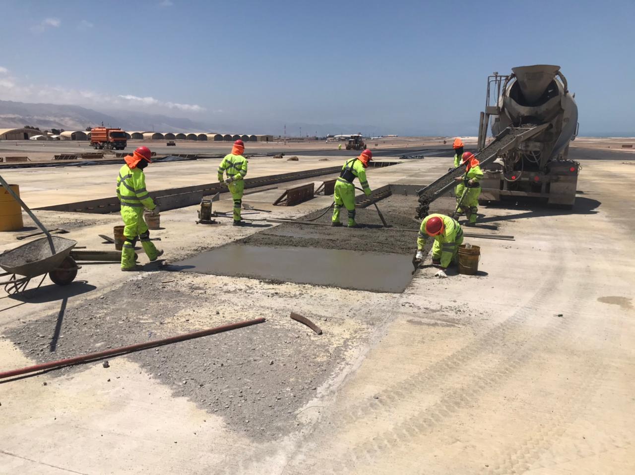 智利在安特法阿斯塔基础设施中投资178万美元