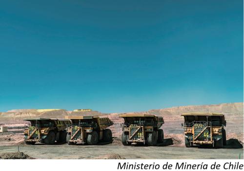Gobierno de Chile podría recurrir a Tribunal Constitucional por proyecto de ley de regalías