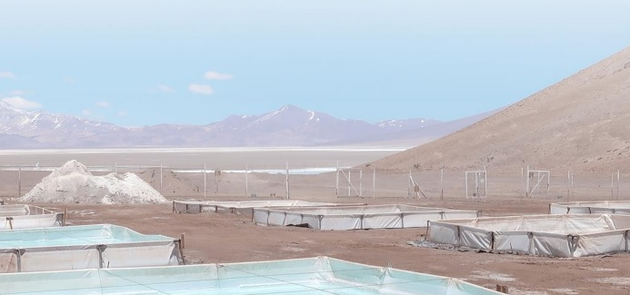 Snapshot: Chile's most advanced lithium project outside the Salar de Atacama