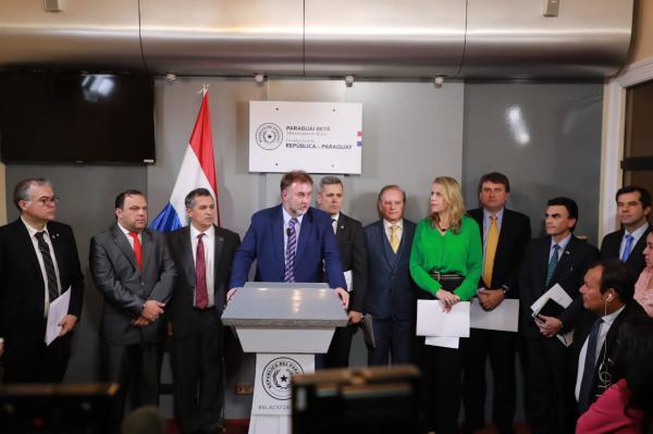 Paraguay revela plan de US$1.500mn para impulsar crecimiento económico