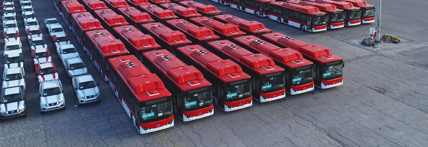 Chile awaiting resumption of tenders to renew Santiago bus system