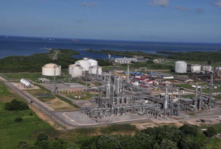 Producción de gas de Trinidad y Tobago cae por quinto mes consecutivo