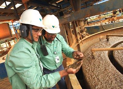 Mosaic idles Brazil phosphate mines