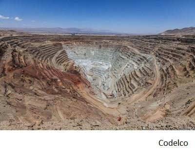 Debate sobre regalías mineras avanza en Senado chileno
