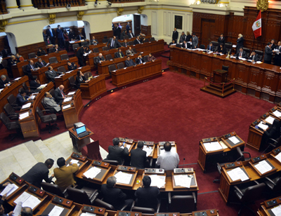 Peru lawmakers push for social license for extractive activities