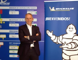 Nuevo gerente general en Michelin Chile