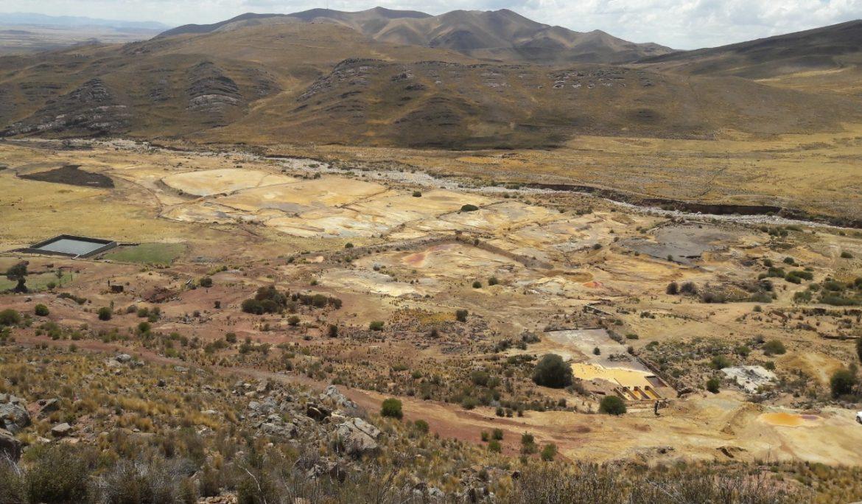 Peruana Activos Mineros inicia remediación en proyecto Aladino VI