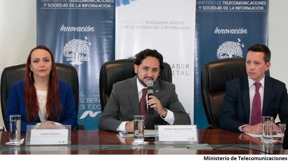 Ecuador digitalizará 70% de trámites este año