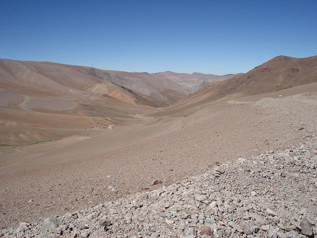 Aumentan concesiones mineras en Chile